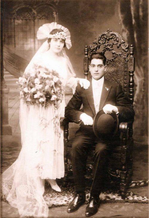 Dina & John Ristuccia's Wedding Photo
